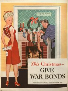 Christmas war bonds