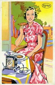 1930s toaster